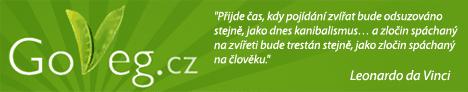 GoVeg.cz - web o veganství